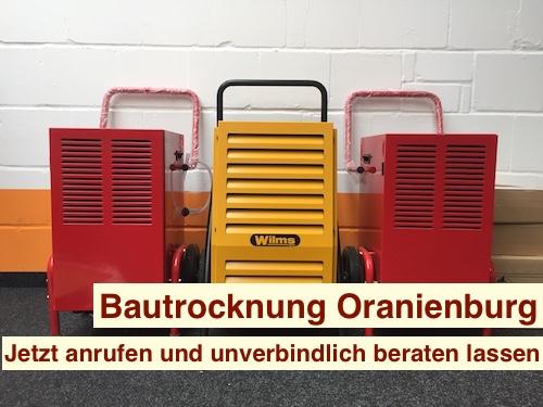 Bautrocknung Oranienburg