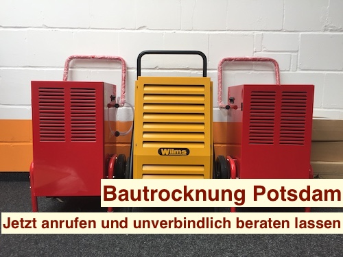 Bautrocknung Potsdam
